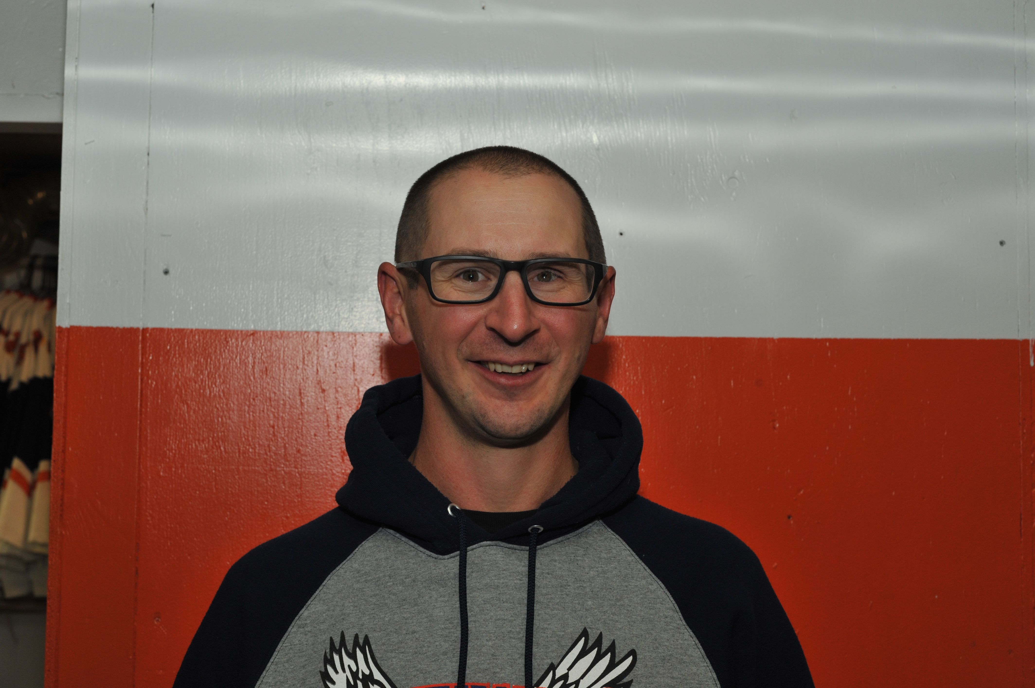 Assistant Coach - Mike Morissette
