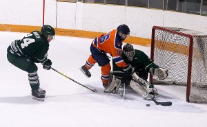 Special teams propel Nitehawks to 9-3 pounding of Nelson Leafs
