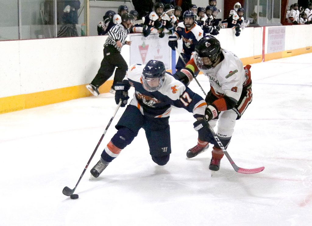 Beaver Valley earns split at KIJHL Showcase