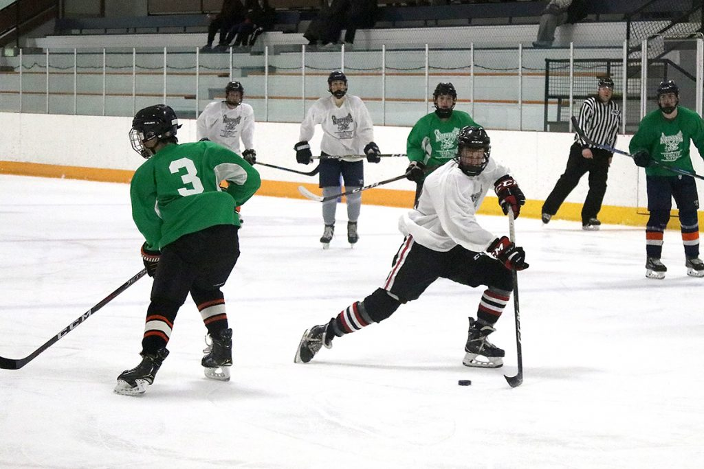 Nitehawks Spring Camp ices impressive recruits