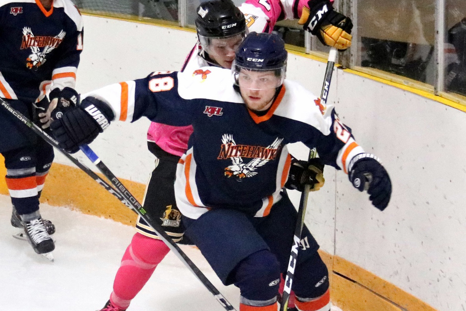 Former Nitehawks bolster Selkirk College Saints line up