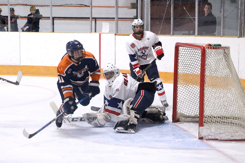 Hawks split overtime road games, host Kimberley next